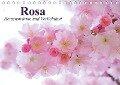 Rosa. Herzenswärme und Verliebtheit (Tischkalender 2018 DIN A5 quer) - Elisabeth Stanzer