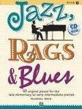 JAZZ RAGS & BLUES 1 - Martha Mier