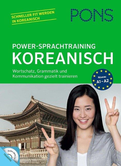 PONS Power-Sprachtraining Koreanisch -