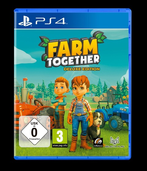 Farm Together Deluxe Edition (PlayStation PS4) -