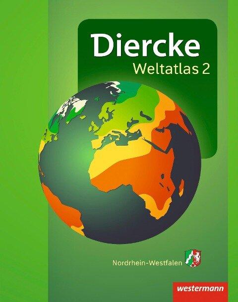 Diercke Weltatlas 2. Nordrhein-Westfalen -