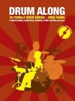 Drum Along III - 10 Female Rock Songs -