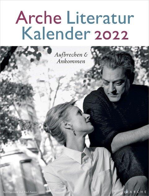 Arche Literatur Kalender 2022 -