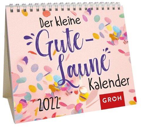 Der kleine Gute-Laune-Kalender 2022 -