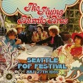 Seattle Pop Festival July 27th 1969 - The Flying Burrito Brothers
