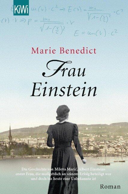 Frau Einstein - Marie Benedict