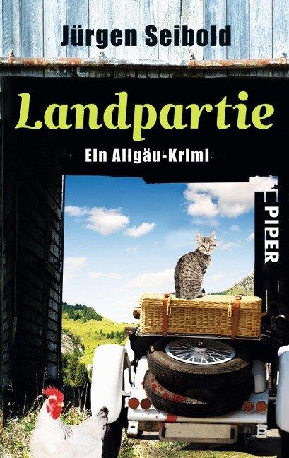 Landpartie - Jürgen Seibold