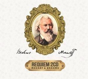 Mozart & Brahms Requiem 2CD Gold Edition -