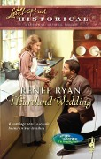 Heartland Wedding (Mills & Boon Love Inspired) (After the Storm: The Founding Years, Book 2) - Renee Ryan