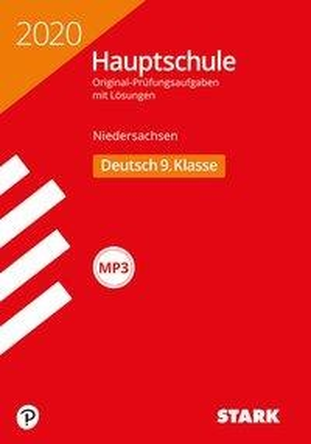 Original-Prüfungen Hauptschule 2020 - Deutsch 9. Klasse - Niedersachsen -