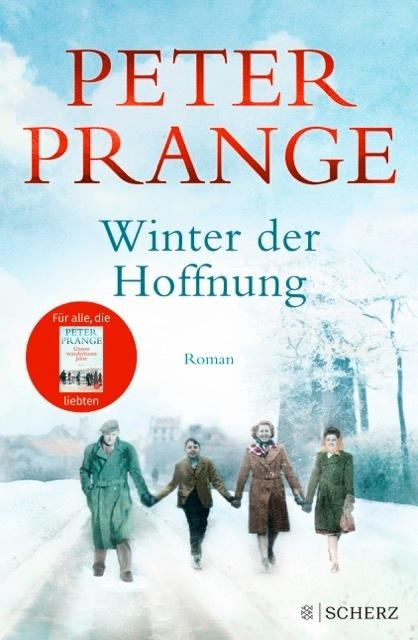 Winter der Hoffnung - Peter Prange