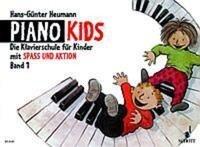 Piano Kids. Komplett-Angebot. Band 1 + Aktionsbuch 1 - Hans-Günter Heumann