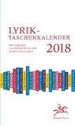 Lyrik-Taschenkalender 2018 - Yevgenly Breyger, Safiye Can, Karin Fellner, Sibylla Vrivic Hausmann, Birgit Kreipe