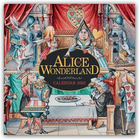 Alice in Wonderland - Alice im Wunderland 2022 -