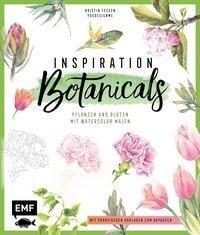 Inspiration Botanicals - Pflanzen und Blüten mit Watercolor malen - Kristin Tessen