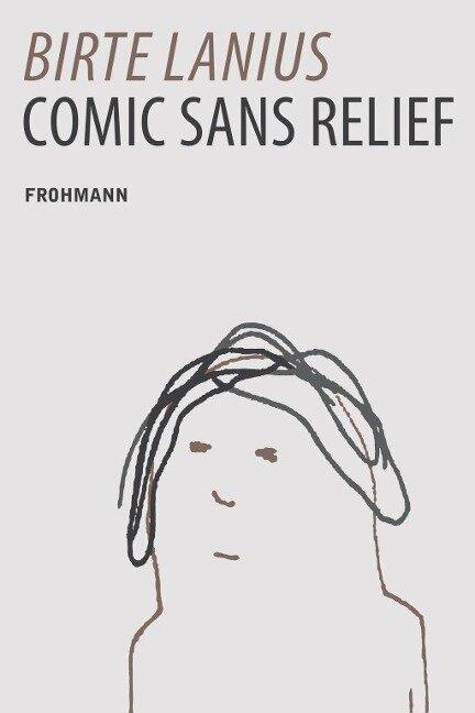 Comic Sans Relief - Birte Lanius