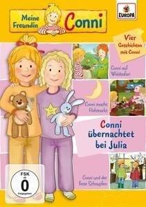 Meine Freundin CONNI 12. Conni übernachtet bei Julia -