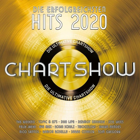 Die ultimative Chartshow - Hits 2020 - Artists Various