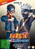 Naruto Shippuden - Staffel 18.2: Episode 603-613 -