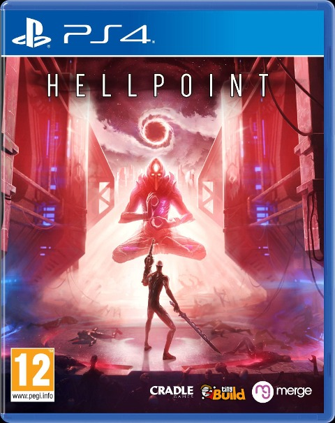Hellpoint (PlayStation PS4) -