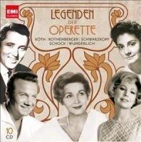 Legenden Der Operette - Rothenberger/Wunderlich/Köth