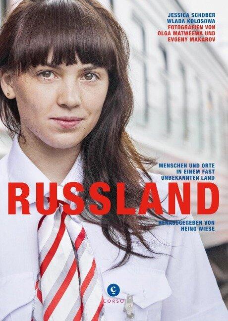 Russland - Jessica Schober, Wlada Kolosowa