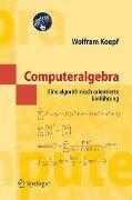 Computeralgebra - Wolfram Koepf