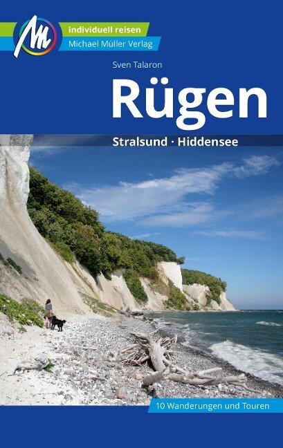 Rügen Reiseführer Michael Müller Verlag - Sven Talaron