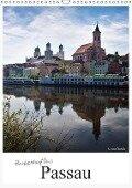 Zauberhaftes Passau (Wandkalender 2018 DIN A3 hoch) Dieser erfolgreiche Kalender wurde dieses Jahr mit gleichen Bildern und aktualisiertem Kalendarium wiederveröffentlicht. - U. Boettcher