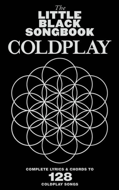 Little Black Book of Coldplay - Guitar - (Book, Updated version) - Coldplay