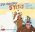 5 Yetis suchen ein Zuhause - Eva Ibbotson