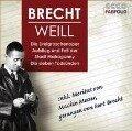 Brecht/Weill-Dreigroschenoper,Mahagonny & mehr - Lotte/Brecht Lenya