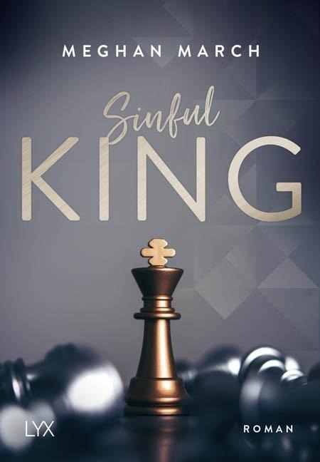 Sinful King - Meghan March