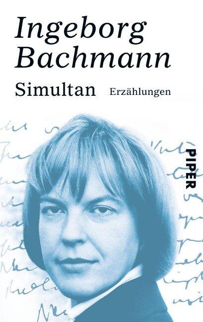 Simultan - Ingeborg Bachmann