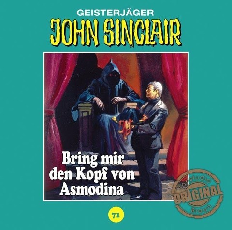 John Sinclair Tonstudio Braun - Folge 71 - Jason Dark