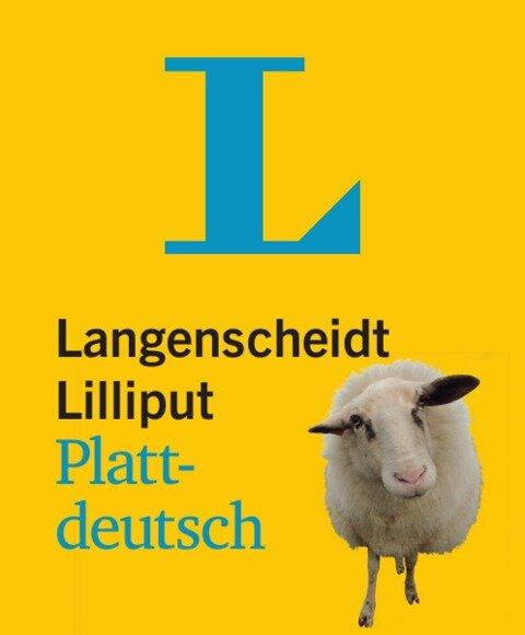 Langenscheidt Lilliput Plattdeutsch - im Mini-Format -