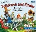 Die große Hörspielbox von Pettersson und Findus (3 CD) - Sven Nordqvist, Frank Oberpichler, Dieter Faber