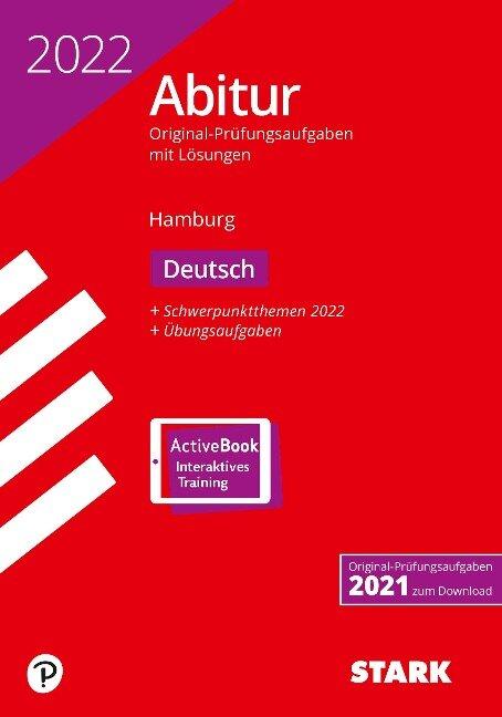 STARK Abiturprüfung Hamburg 2022 - Deutsch -