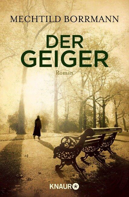 Der Geiger - Mechtild Borrmann
