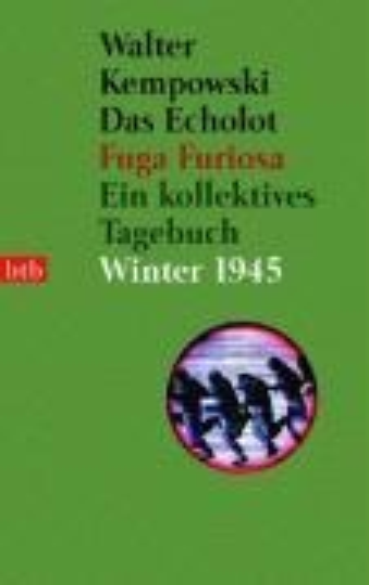 Das Echolot. Fuga furiosa - Walter Kempowski
