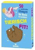Tierisch fit! 50 spielerische Übungen für kleine Energiebündel - Ingrid Lisa Heller