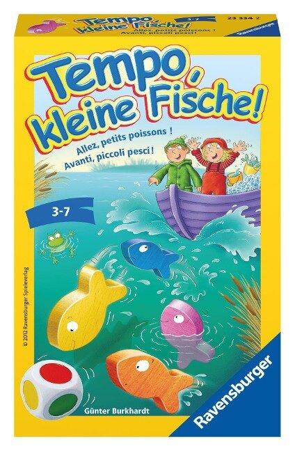 Tempo, kleine Fische! - Günter Burkhardt