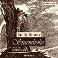 Sturmhöhe - Emily Bronte