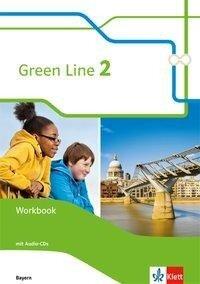 Green Line 2. Workbook mit Audio-CDs 6. Schuljahr. Ausgabe Bayern ab 2017 -