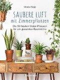 Saubere Luft mit Zimmerpflanzen - Ursula Kopp