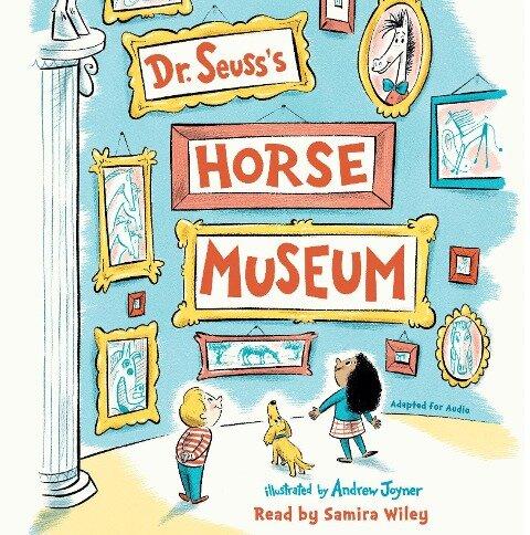 Dr. Seuss's Horse Museum - Dr Seuss