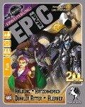 Epic PvP Erweiterung 2: Halbling, Katzenmensch, Ritter & Kleriker -