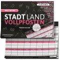 """STADT LAND VOLLPFOSTEN® - GIRLS EDITION """"Mädchenrunde"""" - Ricardo Barreto, Denis Görz"""