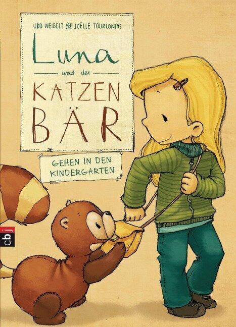 Luna und der Katzenbär gehen in den Kindergarten - Udo Weigelt