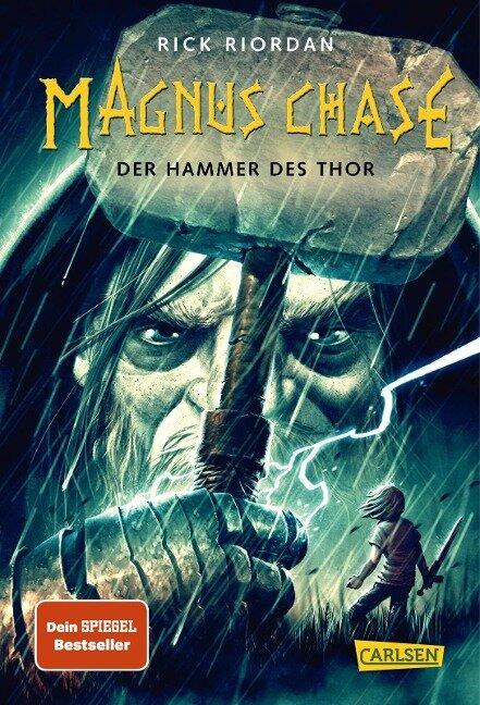 2. Der Hammer des Thor - Rick Riordan
